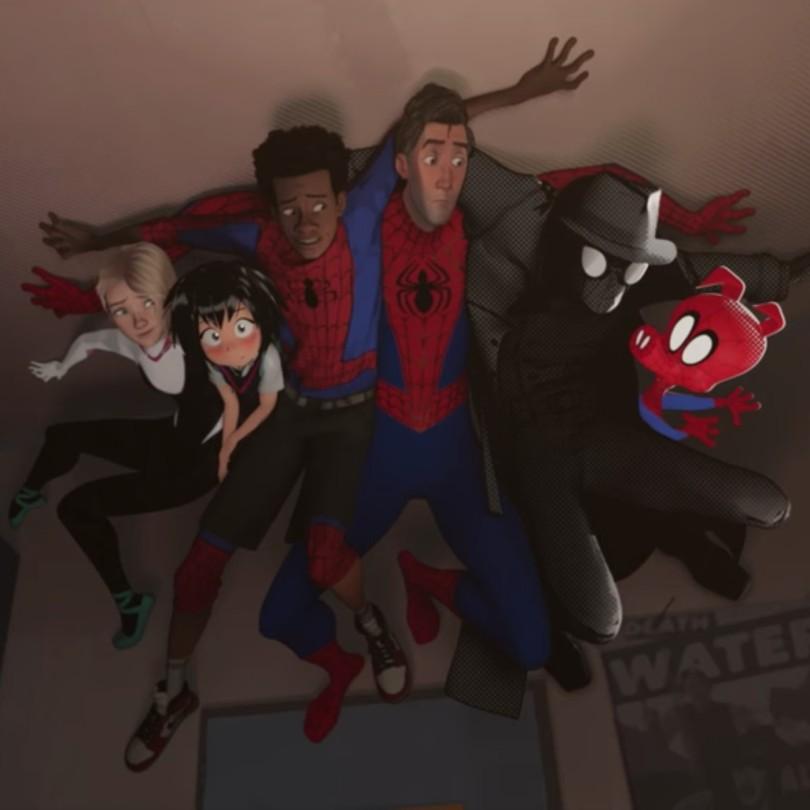 Spider-man group 2