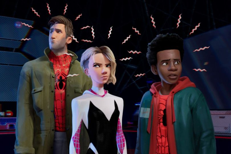 Spider-man group