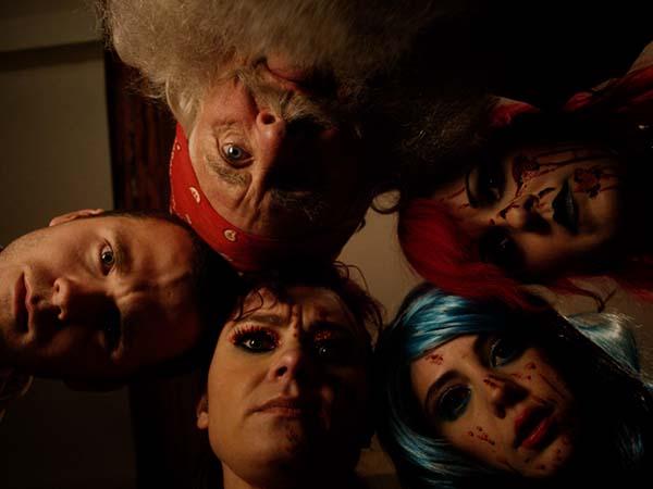 Saving Christmas and Kicking Ass: A Look at SpookyDan Walker's Slay Belles