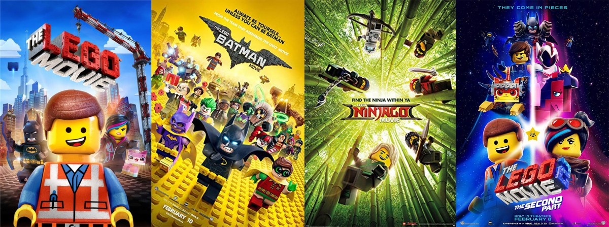 Bob Watches And Reviews All Theatrical 4 Lego Movies Seen Em All Episode 1